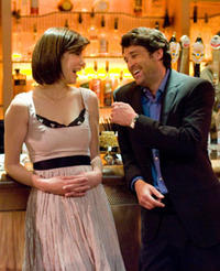 Michelle Monaghan and Patrick Dempsey in